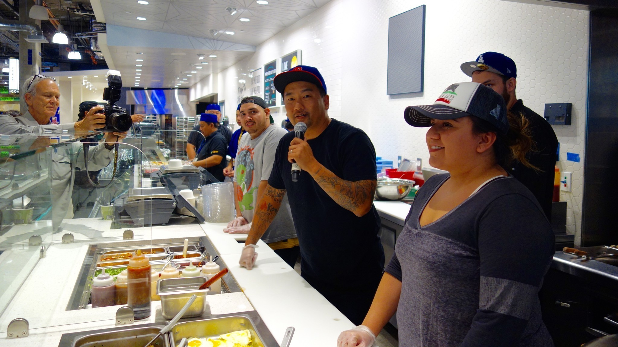 Whole foods opening downtown at 8th and grand with roy for Chego los angeles
