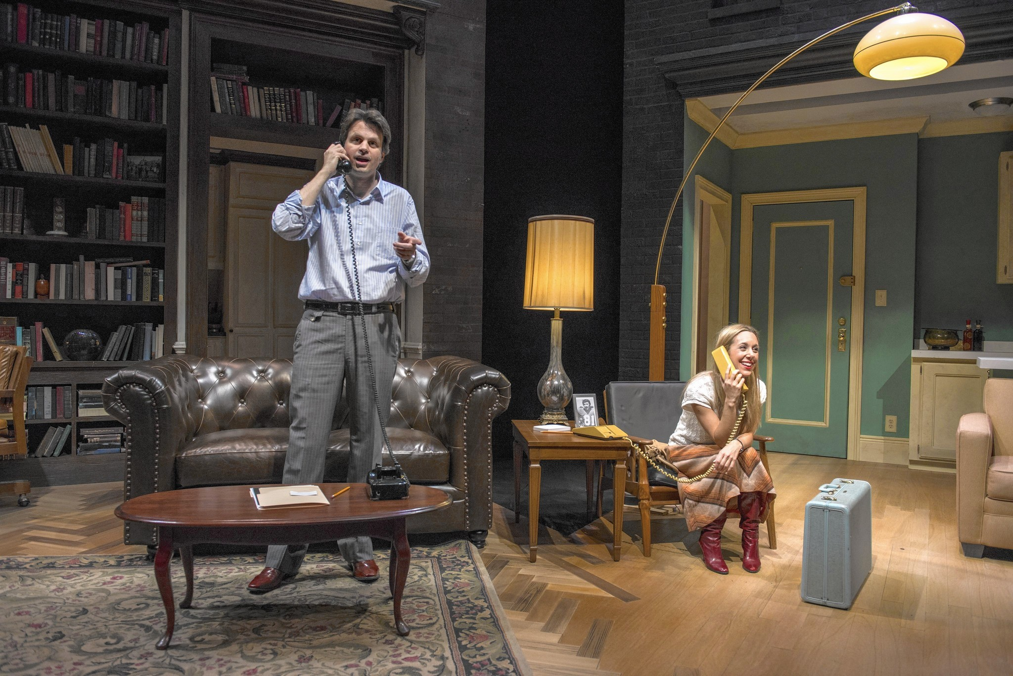 'Chapter Two': Neil Simon knew the comedy of late-in-life dating