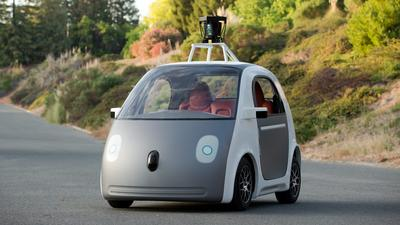 If you like the suburbs, you'll love driverless cars
