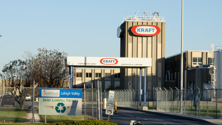 PICTURES: Lehigh Valley Kraft plant closing