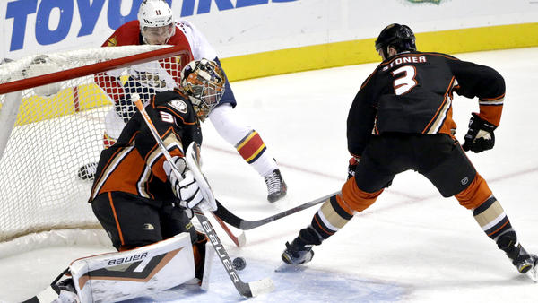 Corey Perry Breaks The Ice In Ducks' Shootout Win Over Panthers