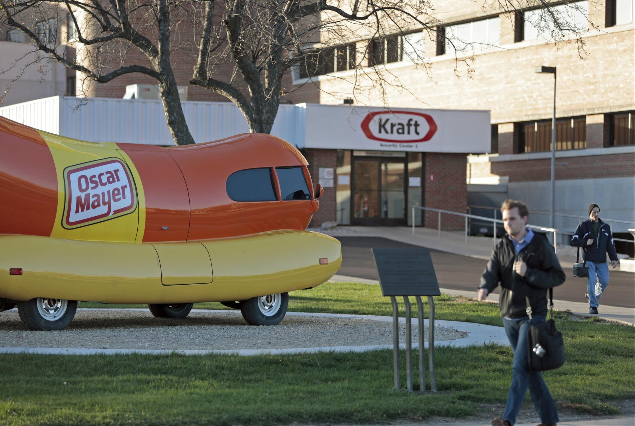 Kraft heinz to move oscar mayer hq to chicago chicago tribune - Kraft foods chicago office ...