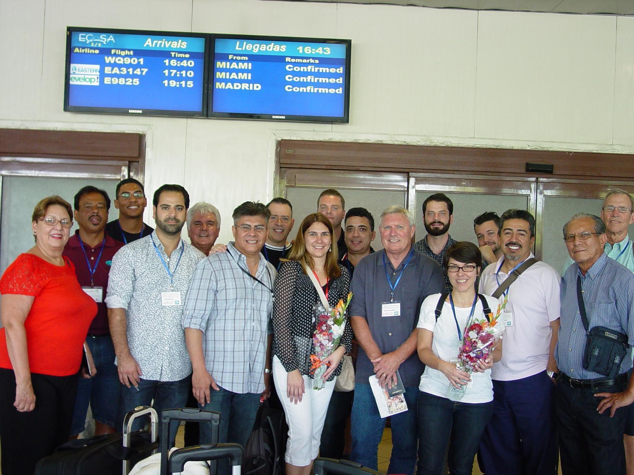 Cuba: Empresarios de Florida en feria comercial de La Habana - El ...