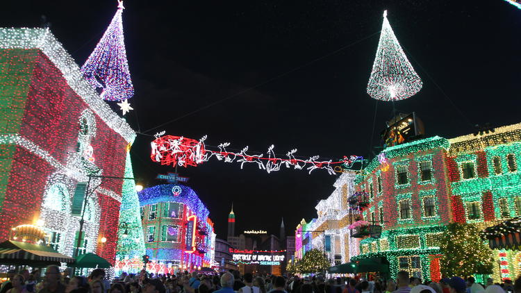 Pictures: Osborne Family Spectacle of Dancing Lights 2015