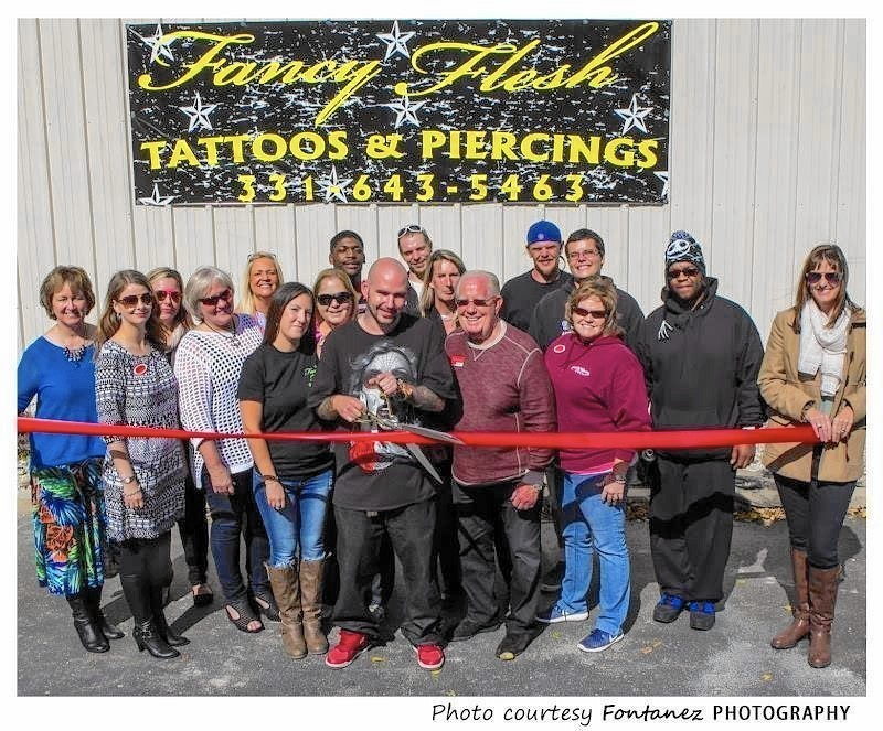 Yorkville tattoo shop forced to close days after grand for Tattoo shops in aurora