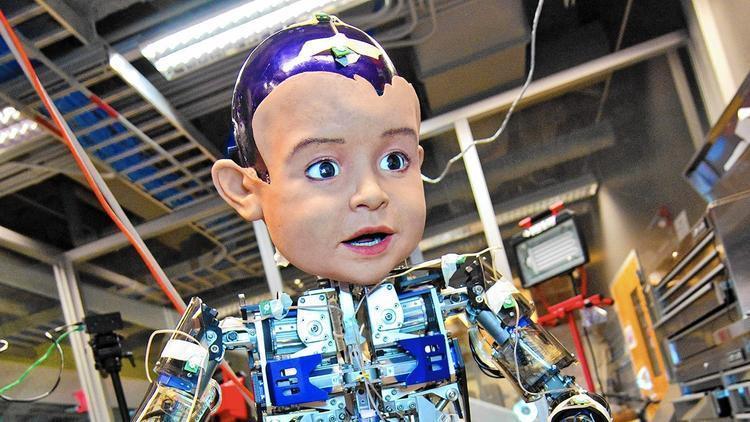 El robot del futuro ya esta entre nosotros