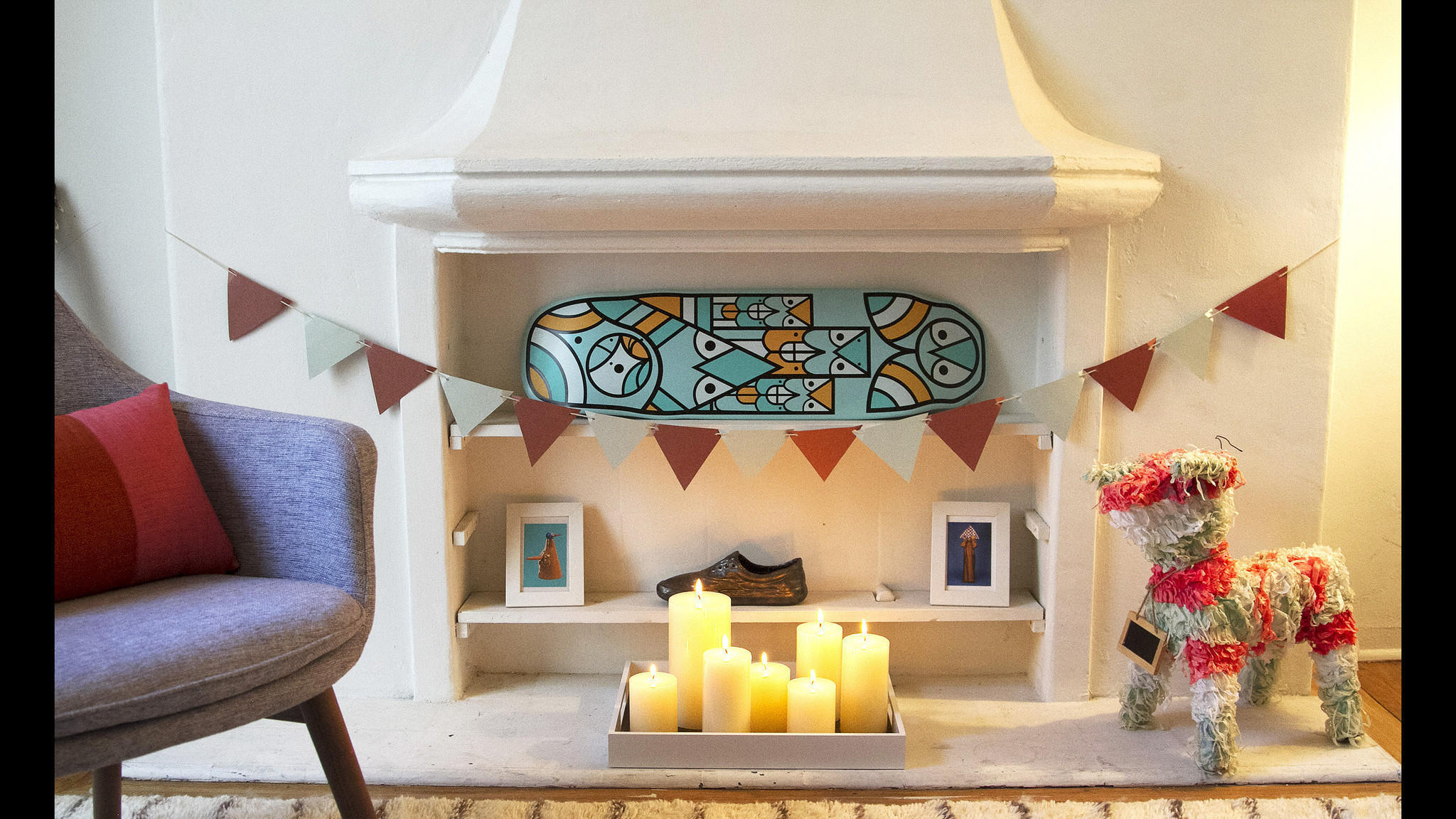 video see how this miracle mile living room is transformed