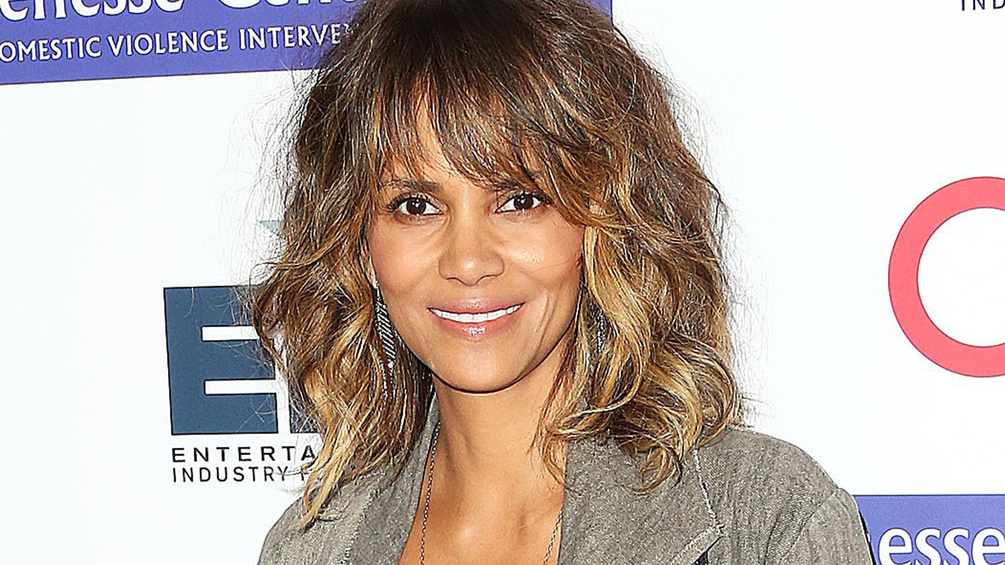 Halle Berry makes the rounds: 'I keep pushing,' she says - LA Times