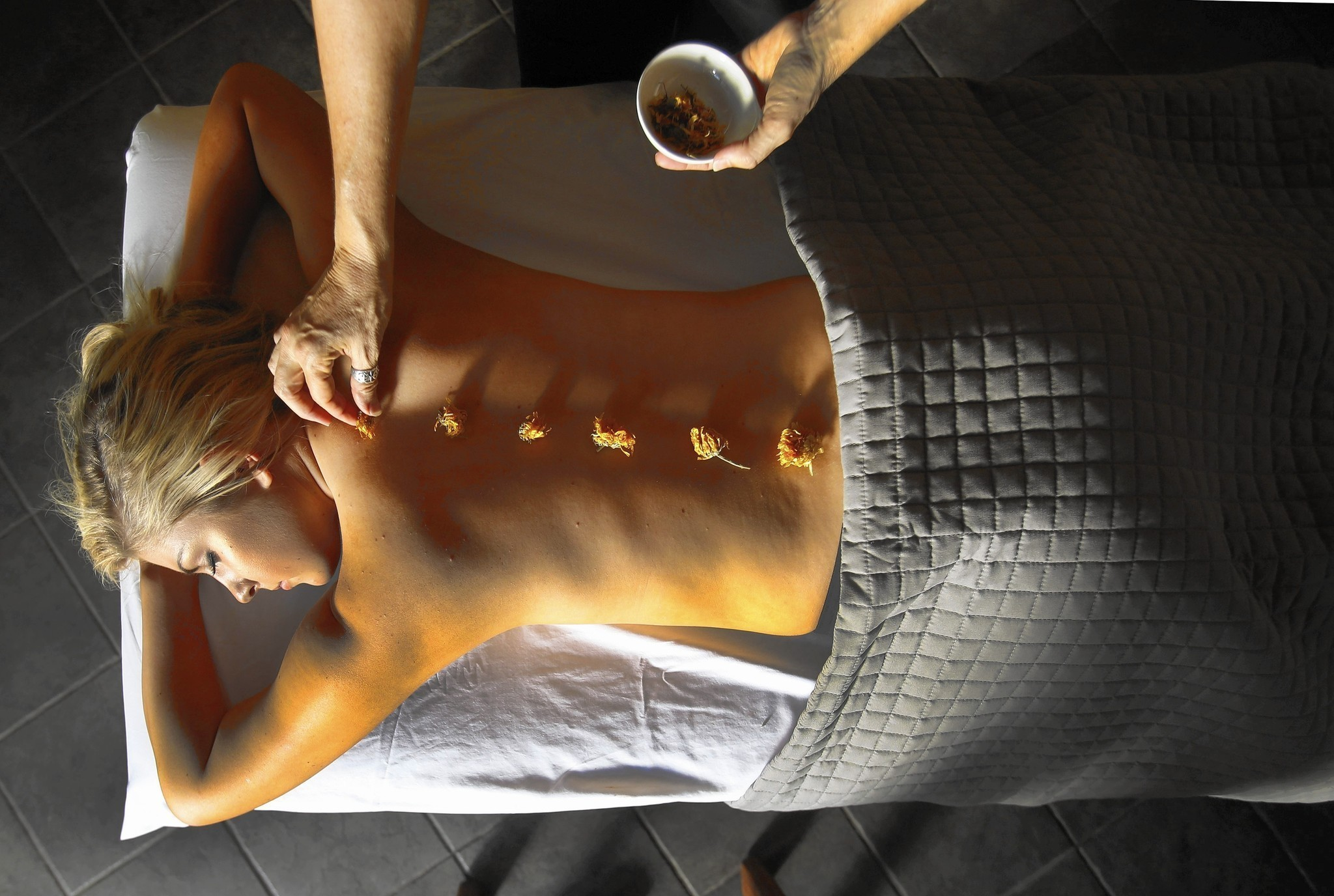 & Healing the inner and outer self at the Golden Door spa - LA Times Pezcame.Com