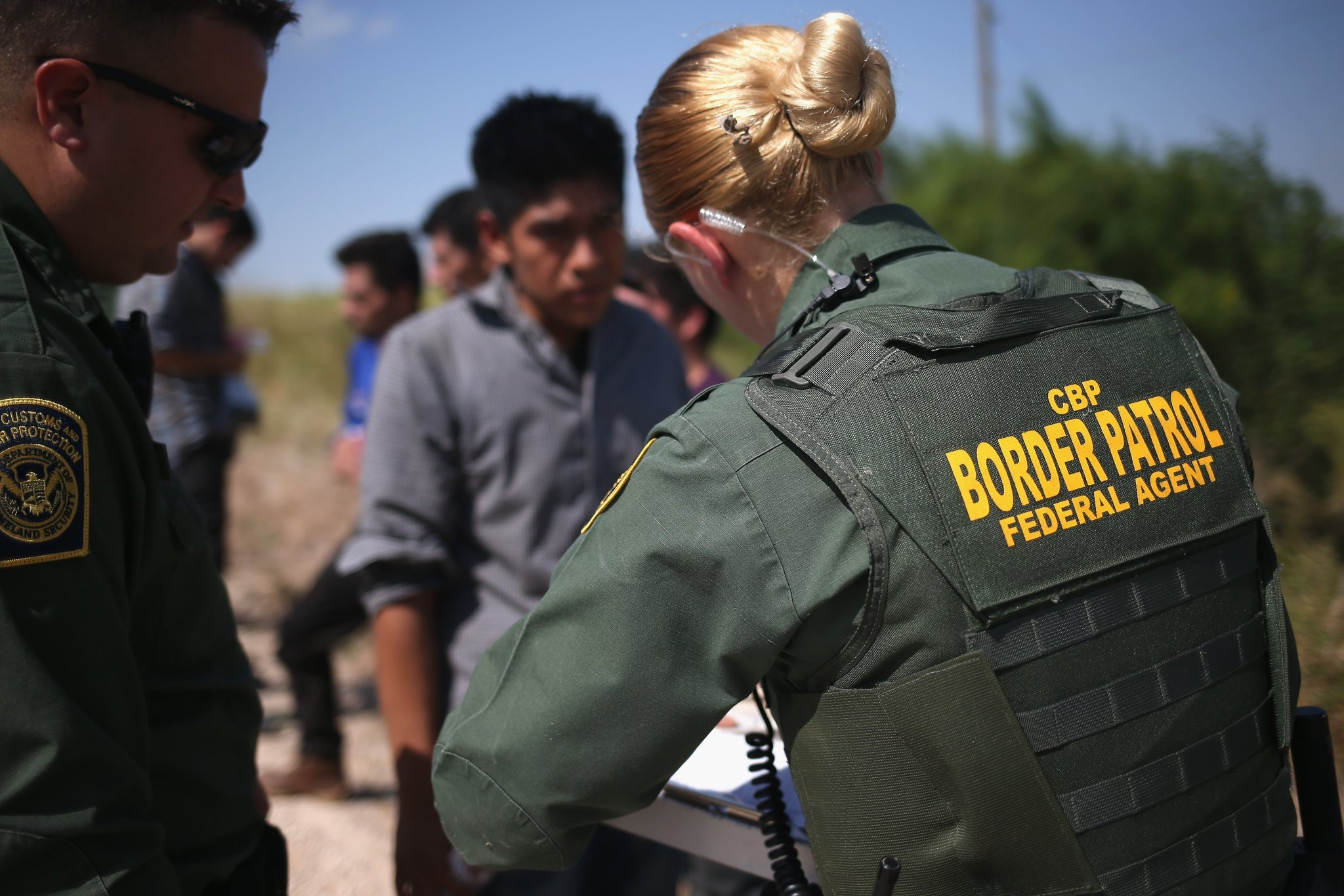 Security of US borders and illegal immigration