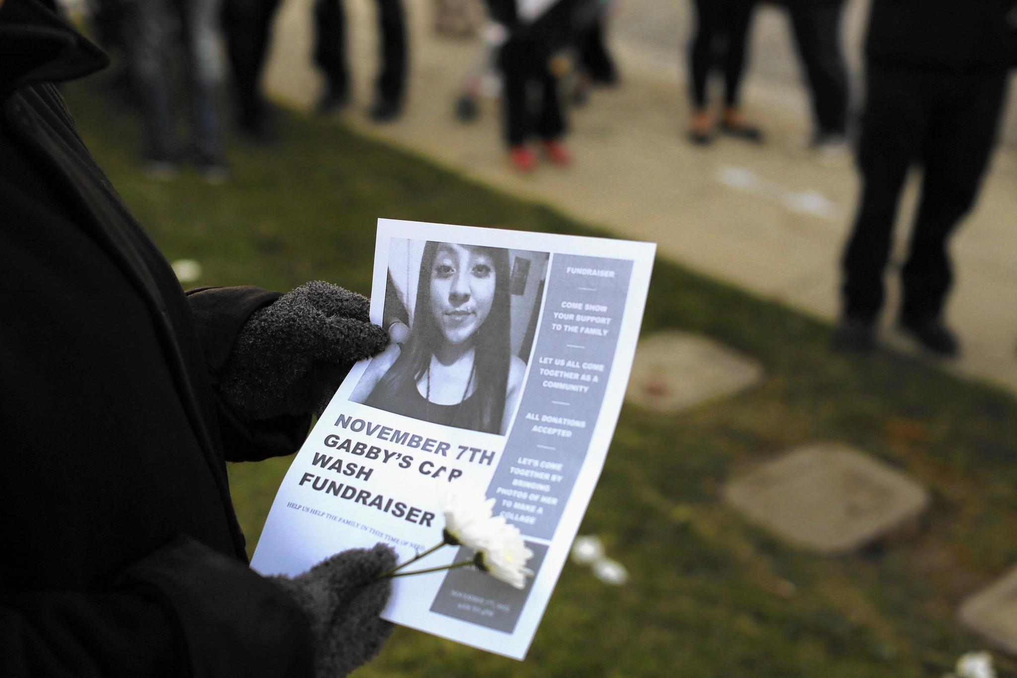 Vigil for Gabriela Calzada and Briana Gallegos