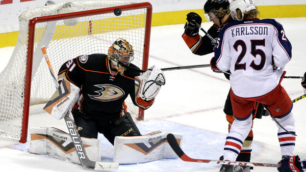 Ryan Getzlaf Comes Back To Assist In Ducks' 4-2 Win Over Blue Jackets