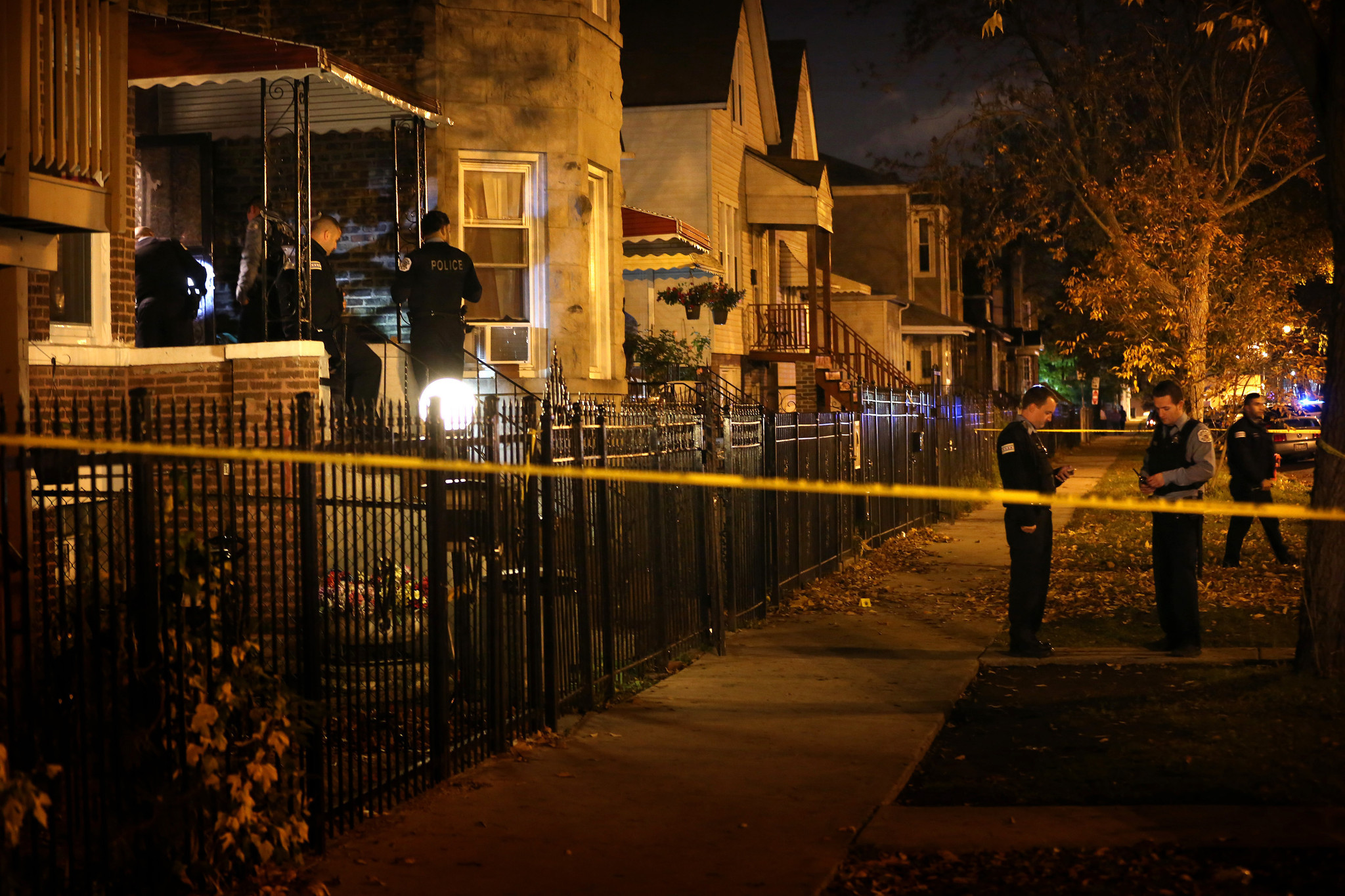 2 dead, 9 wounded in shootings since Friday afternoon