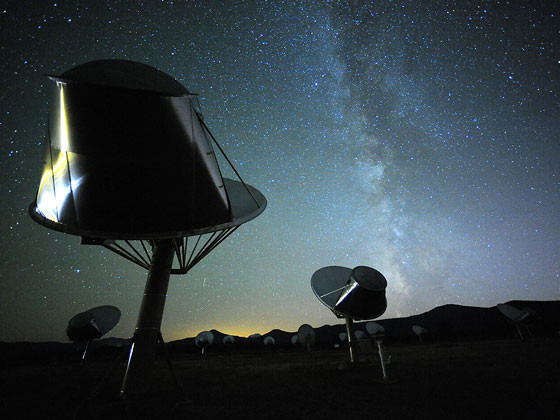 No radio signals from that 'alien megastructure' yet — but scientists are listening