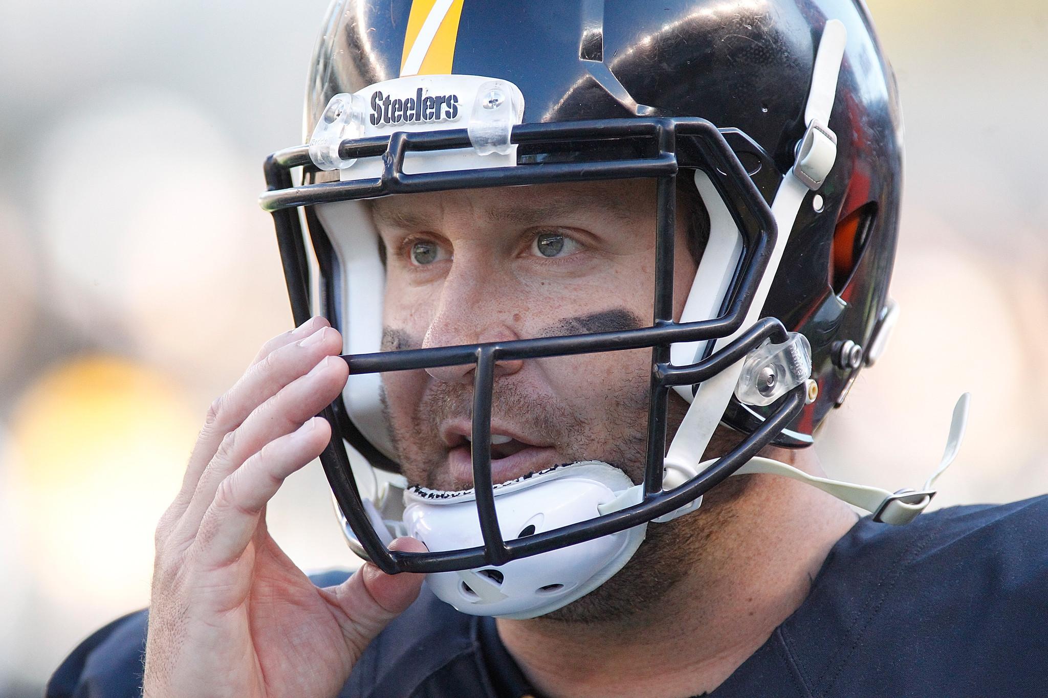 Johnny Unitas Steelers