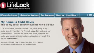 Identity-protection firm LifeLock is still in trouble with the FTC — but for what?