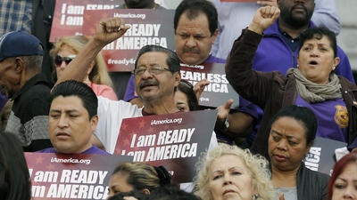 White House criticizes ruling against plan to defer deportation of up to 5 million immigrants