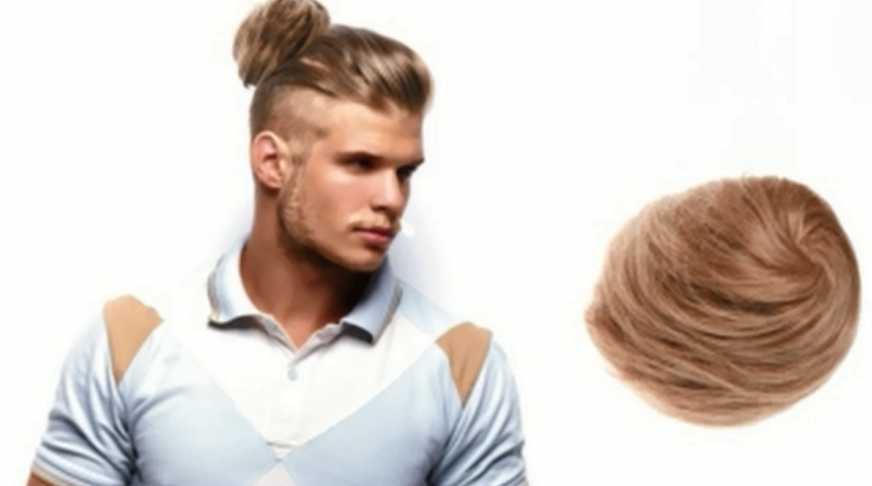 You Can Now Buy A Clip In Man Bun On Groupon Orlando Sentinel