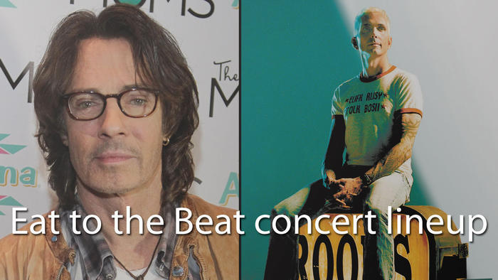 Pictures: 2015 Eat to the Beat concert series lineup