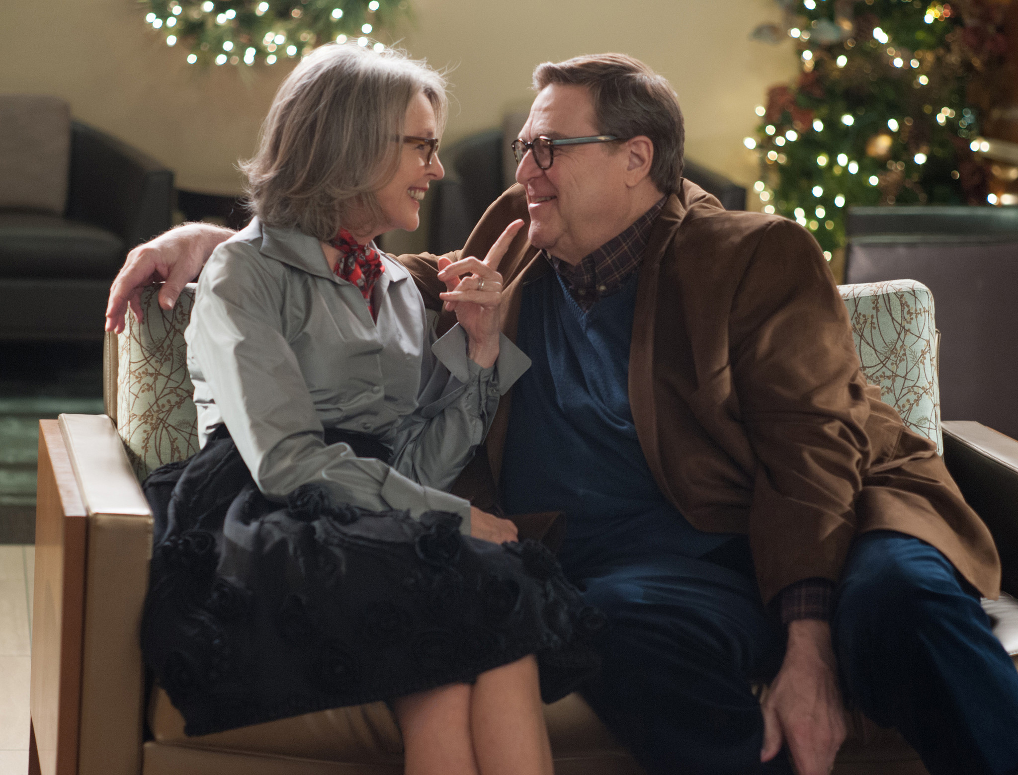 Love the Coopers\' review: Diane Keaton, John Goodman lead holiday ...