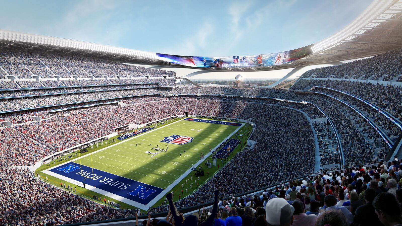 Inglewood Vs Carson Nfl Stadium Which One S Better