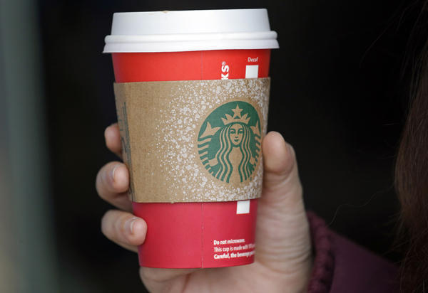 Is This Starbucks Cup Christmasy Enough A Guide To The Secret