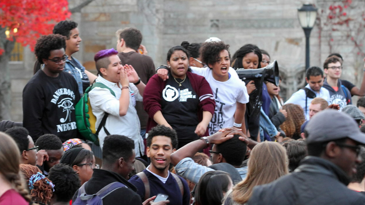 Yale protest not really about Halloween. It's about racial ...