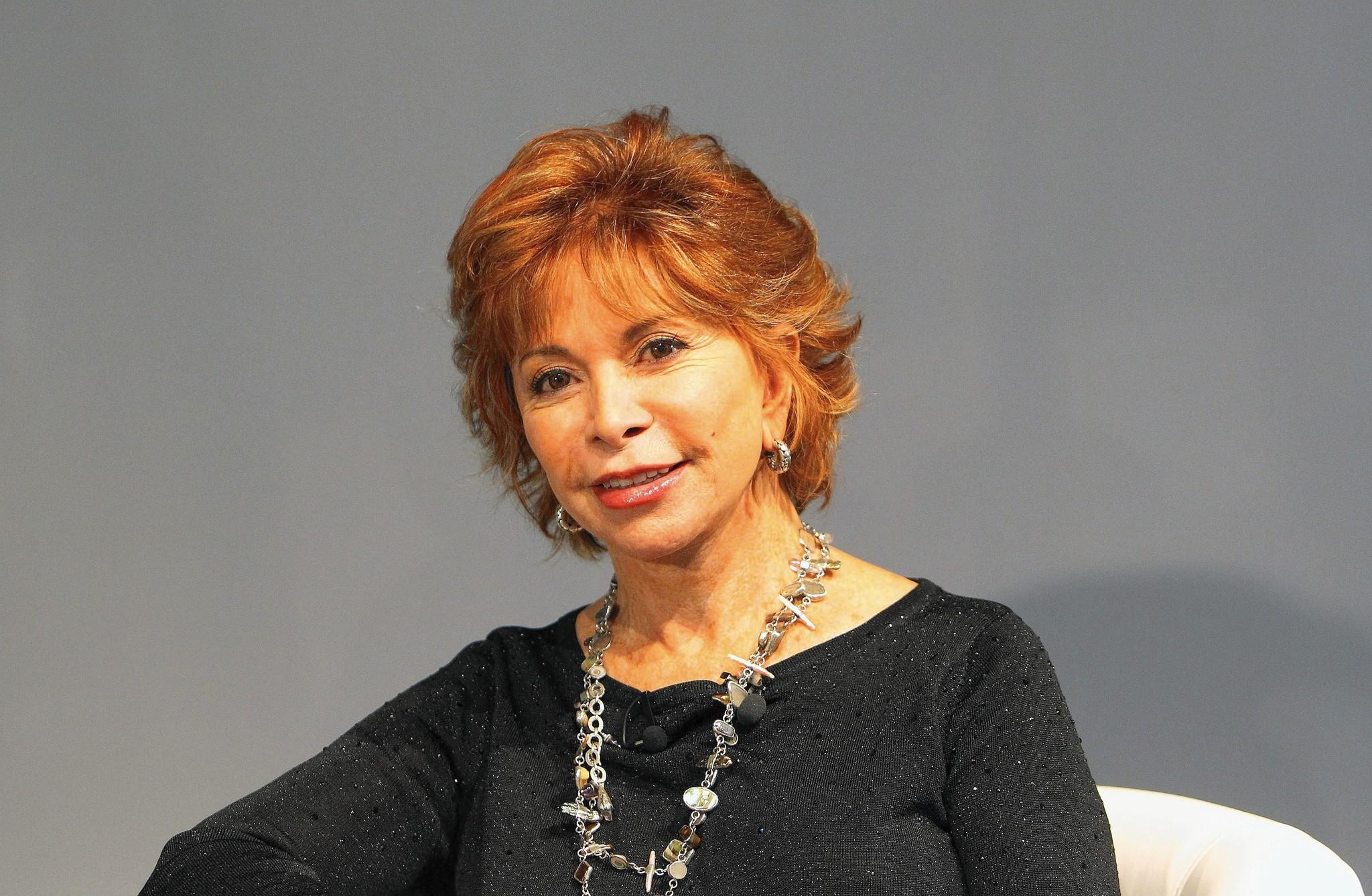 Isabel allende writing