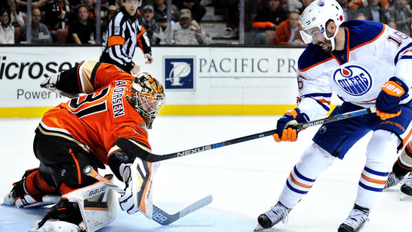 Ducks Fail To Close Out Another Game, Lose, 4-3, To Oilers In Overtime