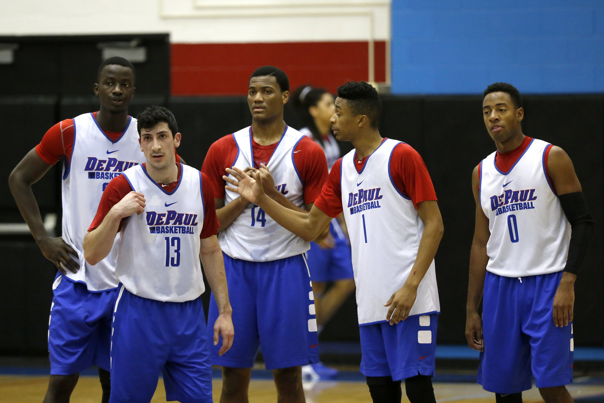 depaul blue demons basketball at a glance - chicago tribune
