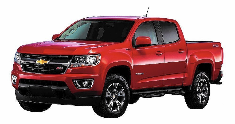 chevy colorado diesel rated most fuel efficient truck autos post. Black Bedroom Furniture Sets. Home Design Ideas