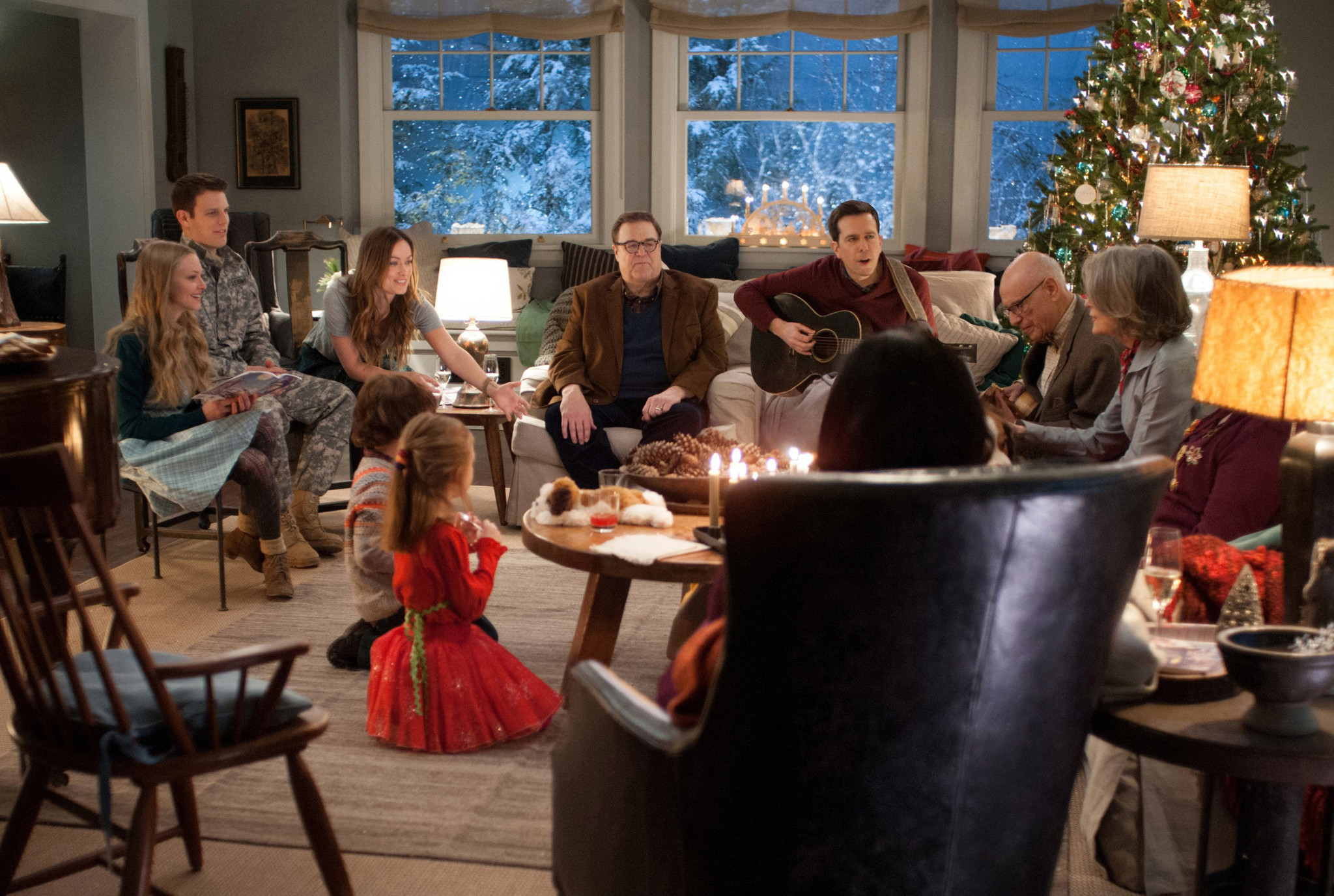 Review: It's hard to like the messy and overdone 'Love the Coopers'