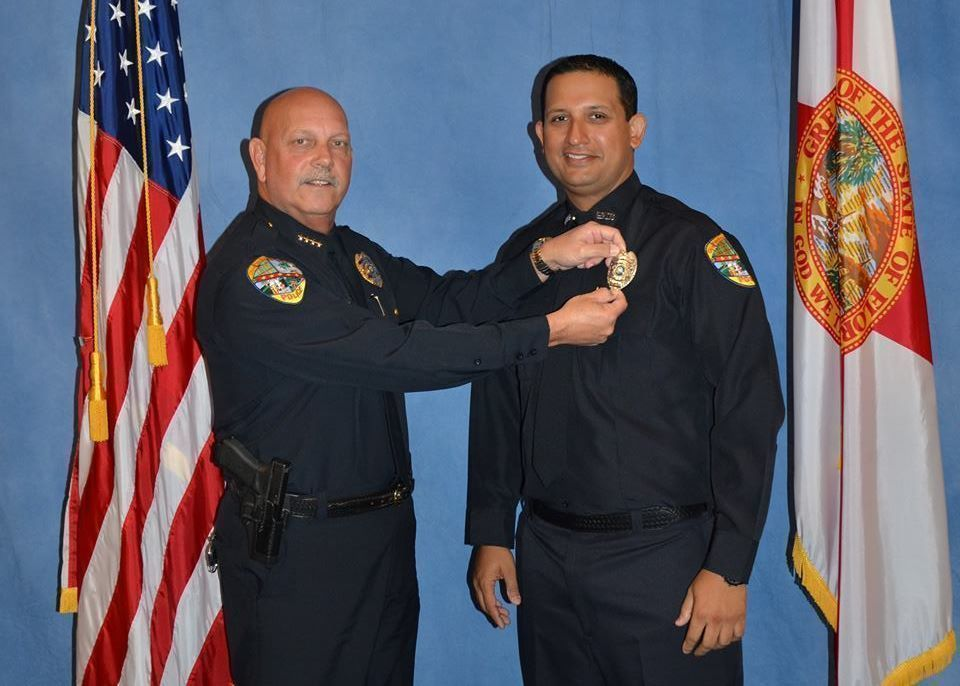 palm beach state college cuts ties with officer who shot  killed corey jones
