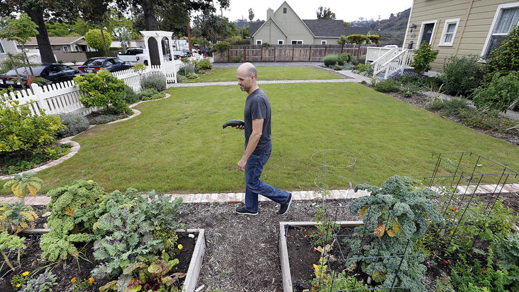 How did some of California's biggest water savers cut use? By getting creative.