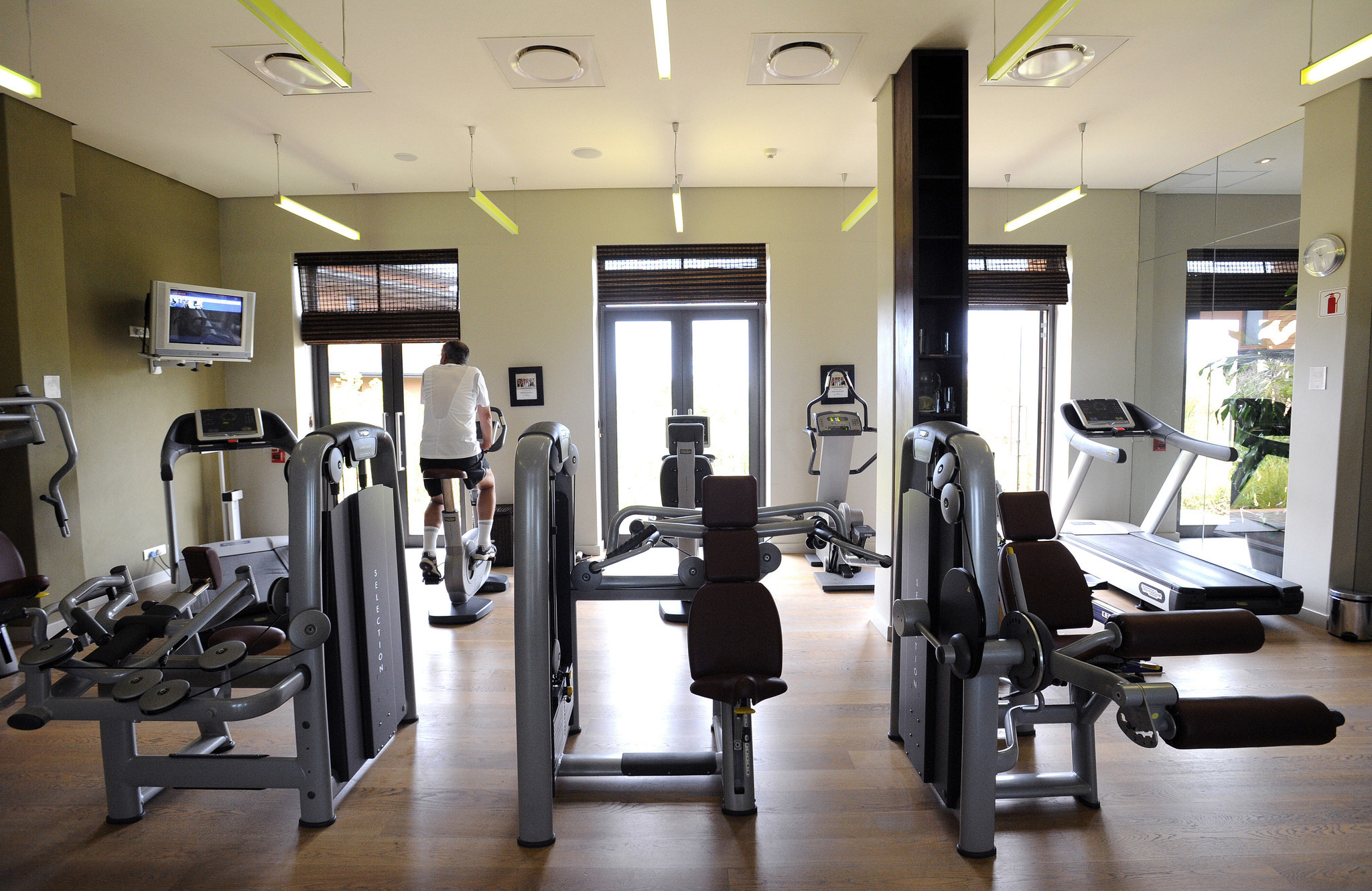Hotels getting creative with fitness offerings for next-gen travelers