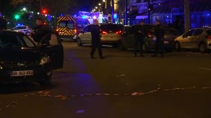 Deadly shootouts, explosions in Paris