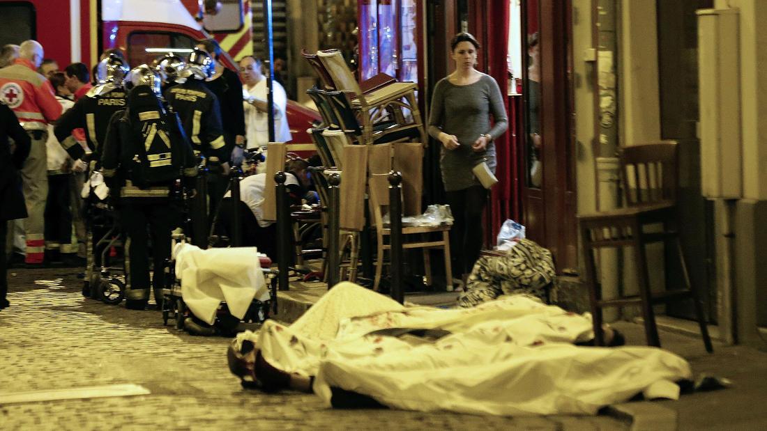 (Jacques Brinon / Associated Press)