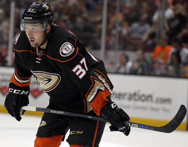 AHL: Ducks Recall Nick Ritchie And Michael Sgarbossa; Simon Despres Still Out