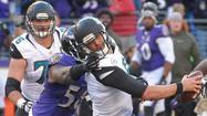 Jacksonville Jaguars 22, Ravens 20