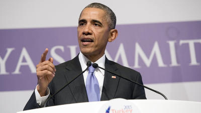 Presidential candidates criticize Obama's Islamic State strategy, but theirs sound similar