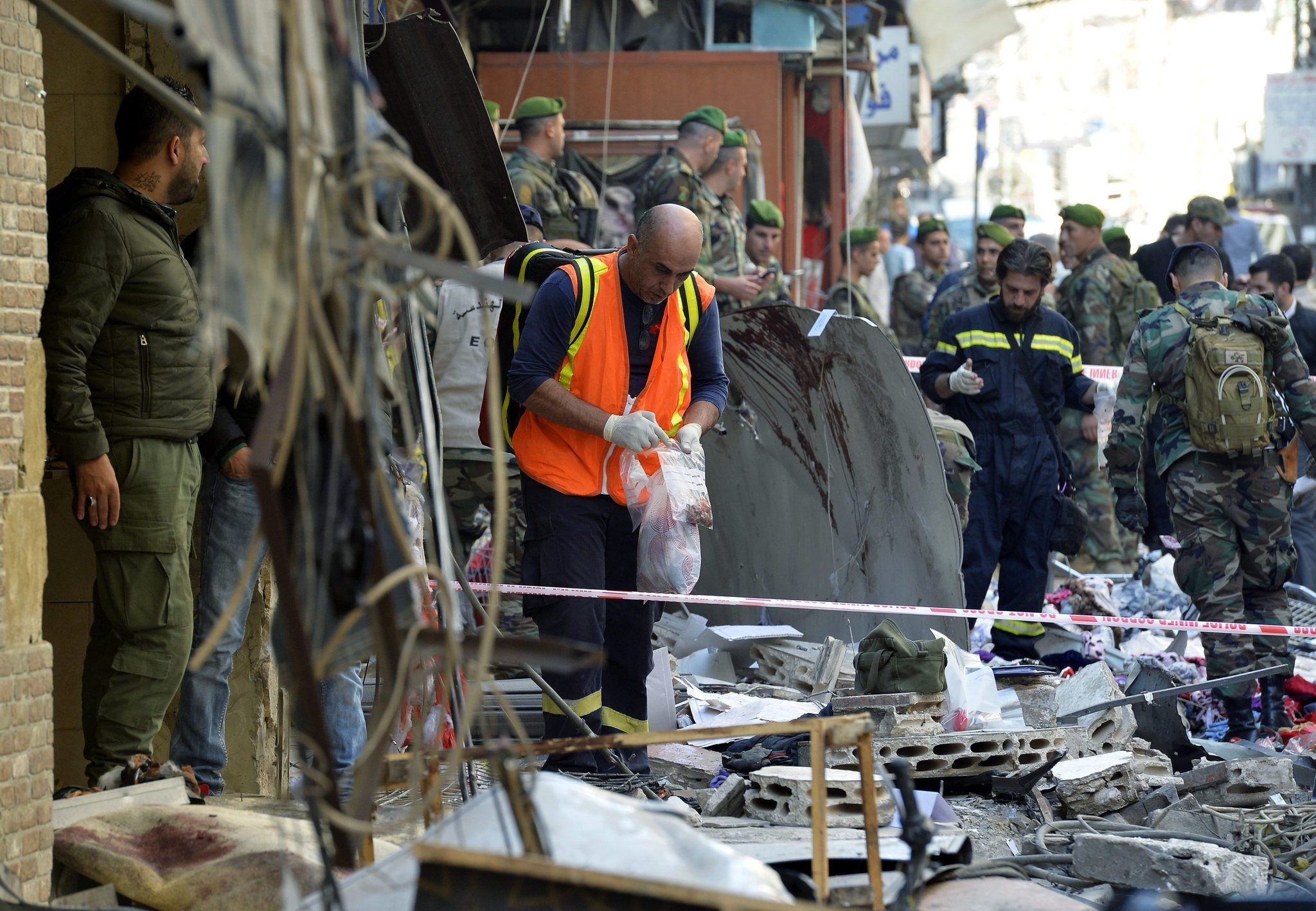 Beirut bombing: The other terrorist attack