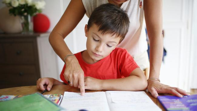 Why kids aged under 14 don t need homework - Kidspot
