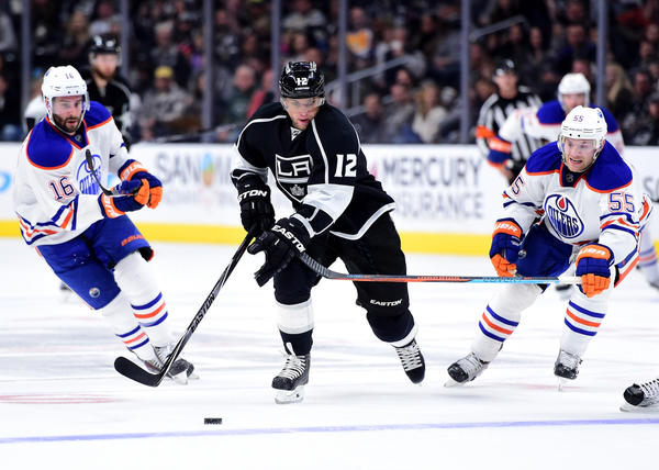 Marian Gaborik's First Multi-point Game Of Season For The Kings A Long Time In Coming