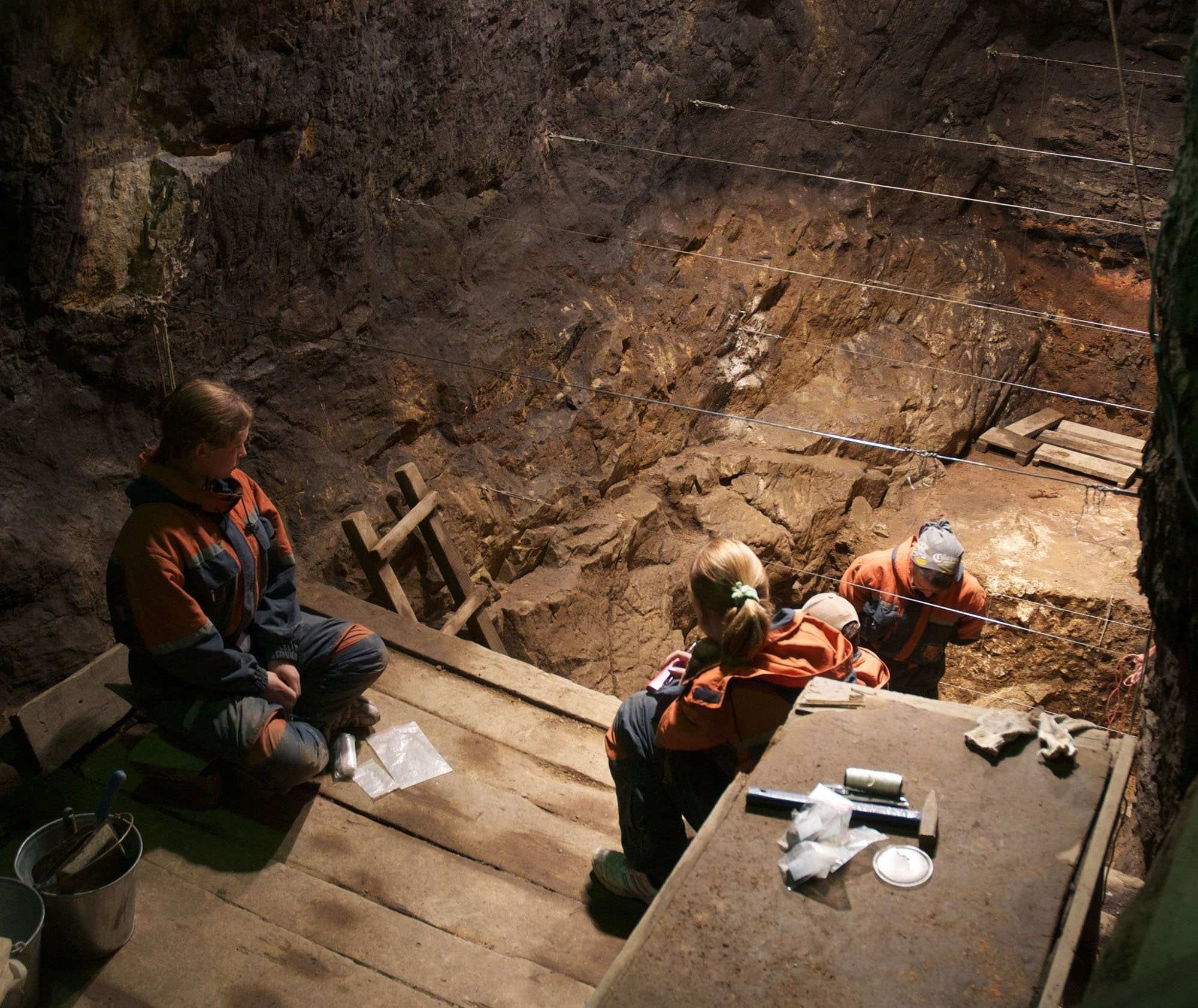 DNA sheds light on mysterious, big-toothed, Siberian human relatives