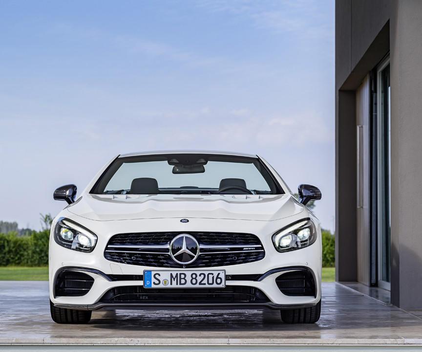 2017 Mercedes Benz Mercedes Amg Slc Suspension: L.A. Auto Show 2015: 2016 Mercedes-Benz SL Roadster