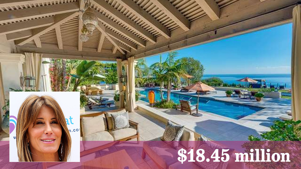 True Religion S Kym Gold Sells Her Spanish Style Retreat