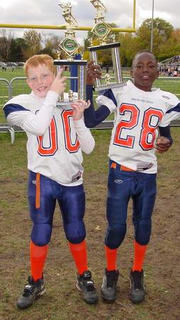 Ryan Graham and Corey Davis.