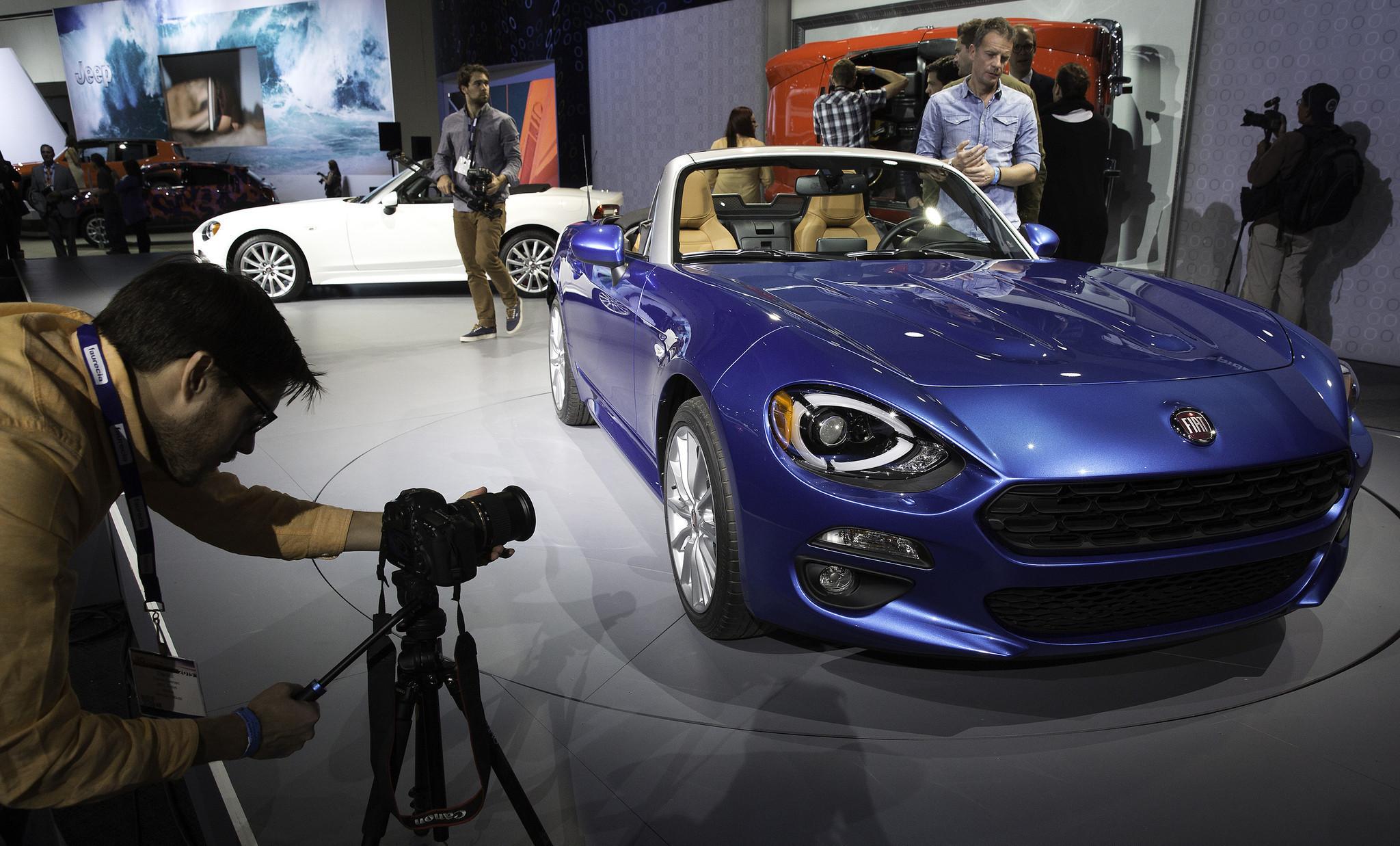 Worksheet. LA Auto Show 2015 Fiat Chryslers ambitious new cars raise