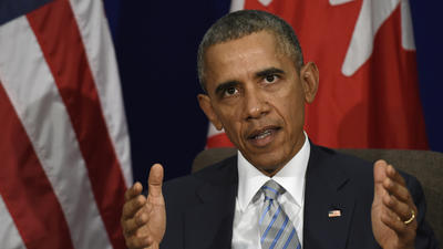 Allowing Bashar Assad to continue leading Syria is 'unimaginable,' Obama says