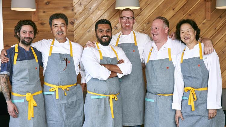Superba chefs